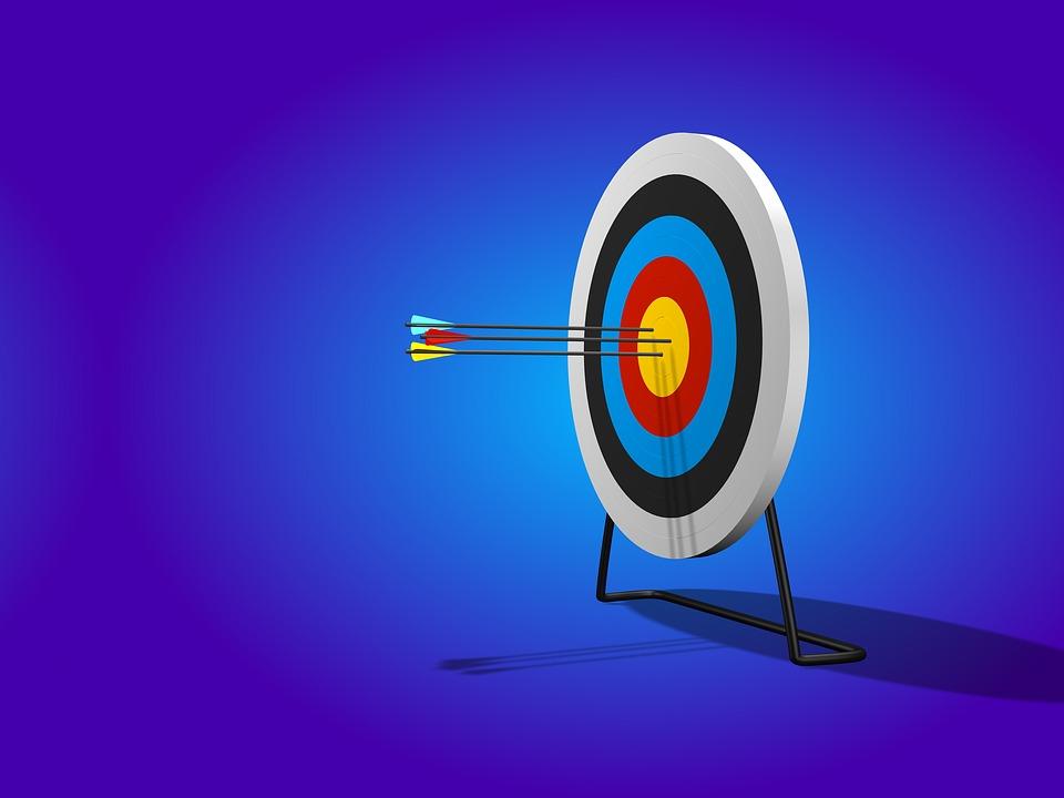 Arrows, Target, Range, Bullseye, Sport, Aim, Hit
