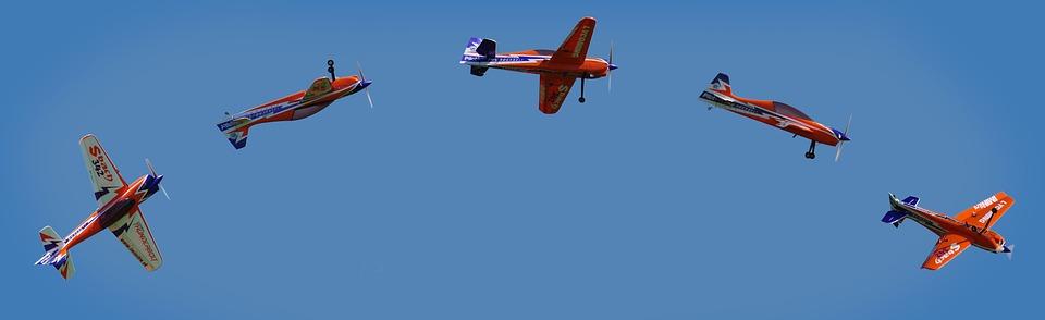 Aircraft, Building Kit, Hobby, Fly