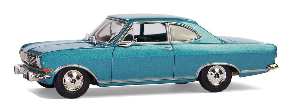 Opel Record Coupé, Model Cars, Collect, Hobby, Model