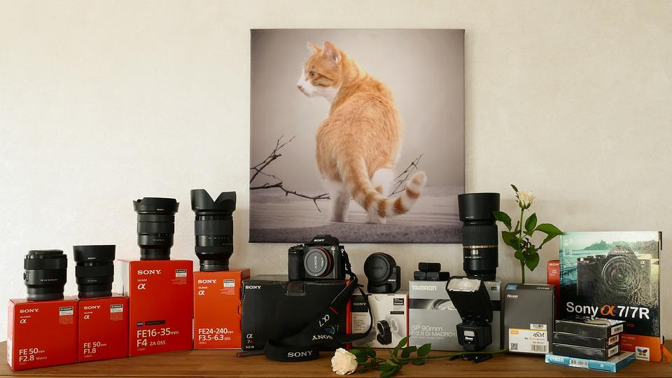 Passion Photography, Hobby, Sony Equipment