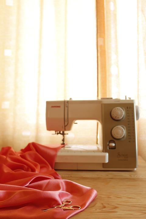 Fabric, Sewing, Fashion, Craft, Hobby