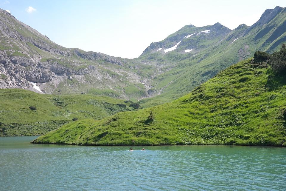 Schrecksee, Hochgebirgssee, Allgäu Alps, Lake, Water