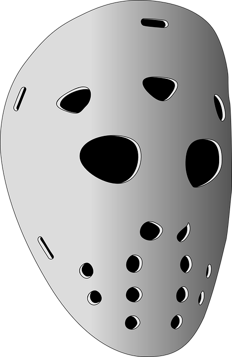 Hockey, Mask, Sports, Face, Equipment