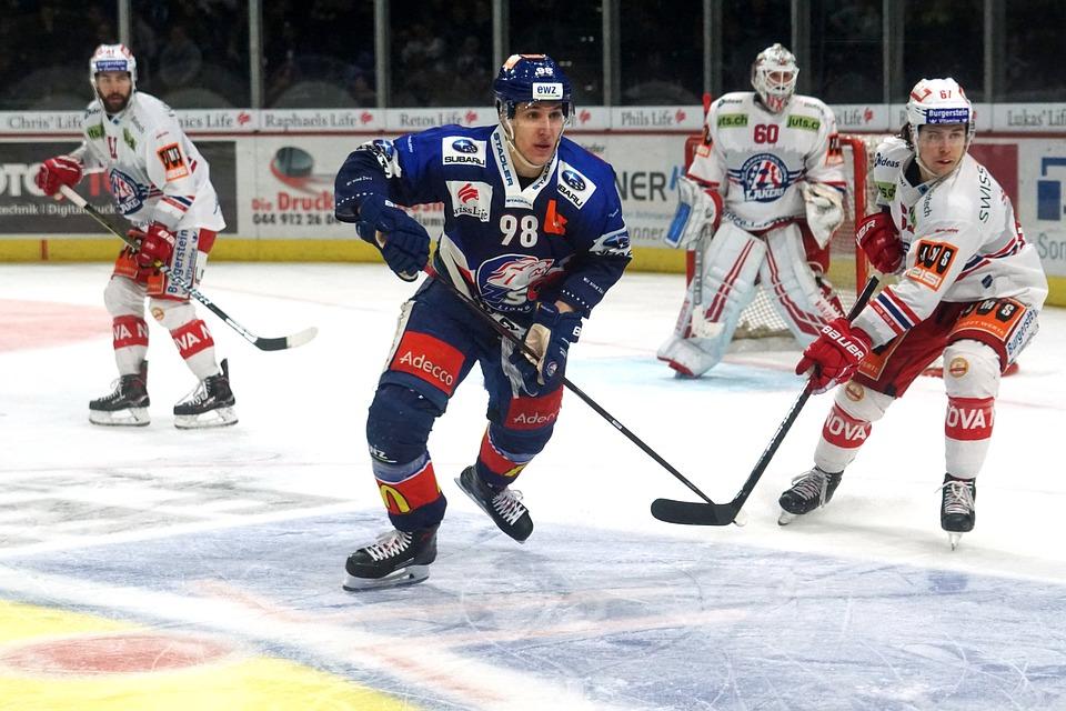 Ice Hockey, Sports, Players, Match, Hockey