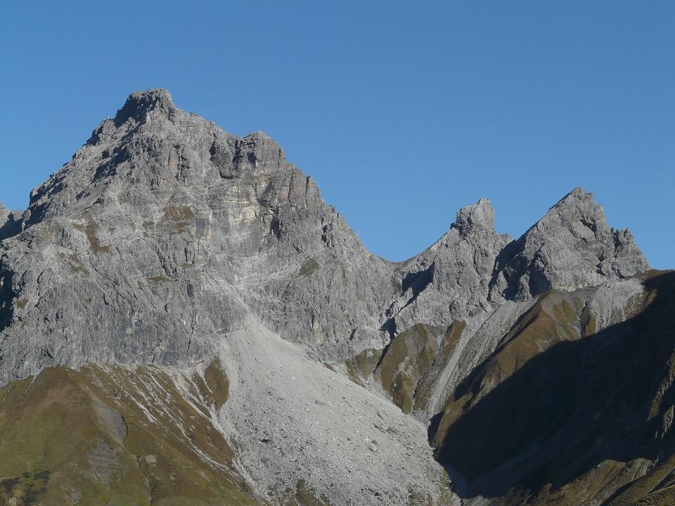 Small Wild, Hoellhoerner, Mountain, Allgäu, Allgäu Alps