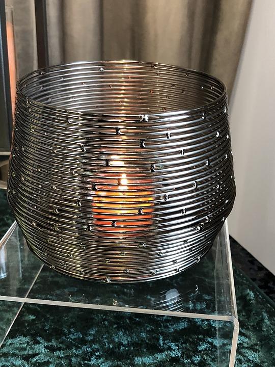 Steel, Metallic, Wire, Holder, Metal, Design, Bright