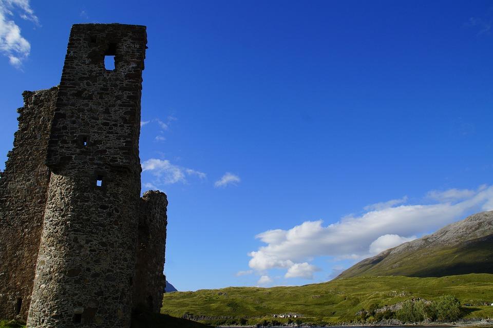 Scotland, Hole, Lake, Landscape, Water, Nature