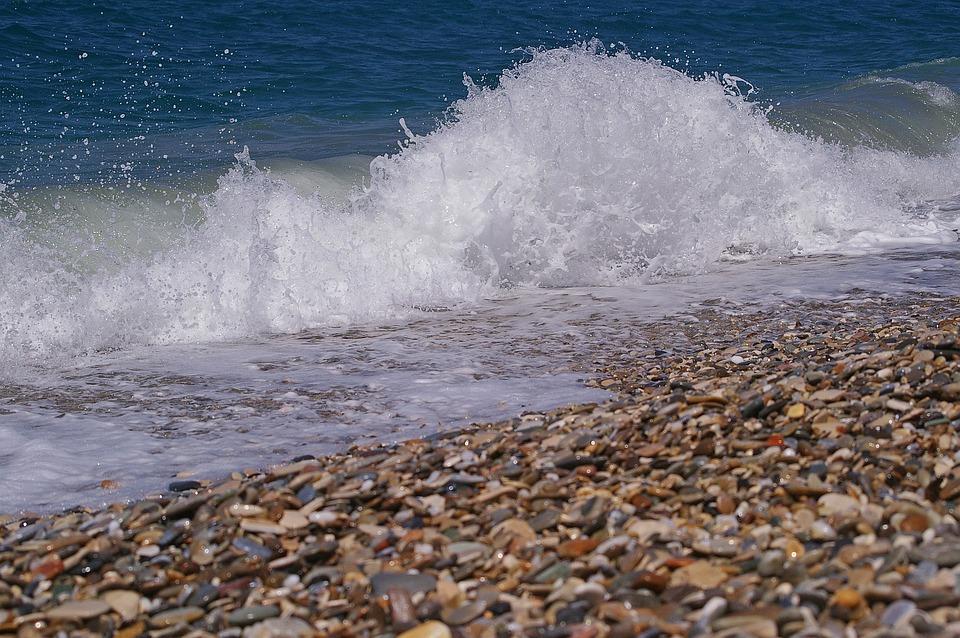 Wave, Surf, Summer, Sun, Holiday, Beach, Water, Swim