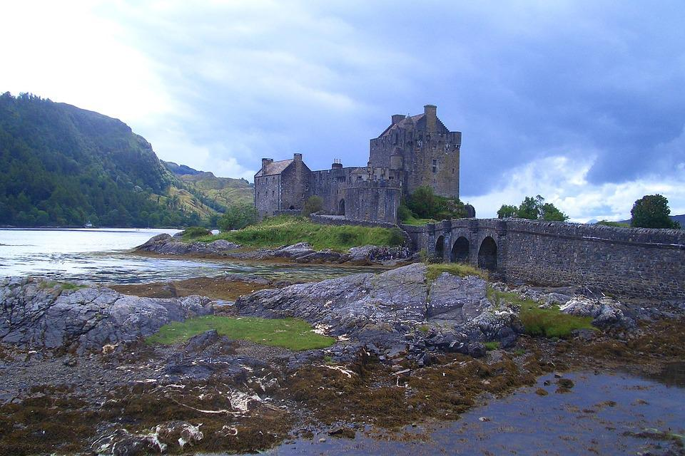Scotland, Beauty, Holiday