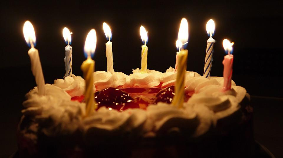 Free photo Holiday Cake Still Life Candles Day Of Birth Max Pixel