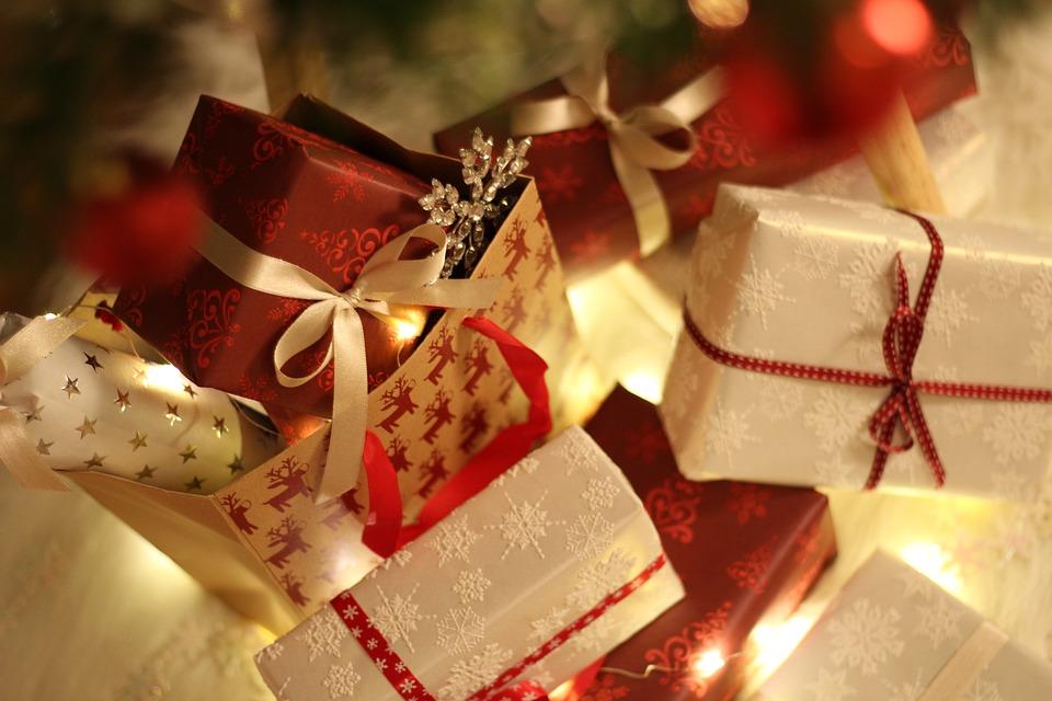 Christmas, Gifts, Holiday