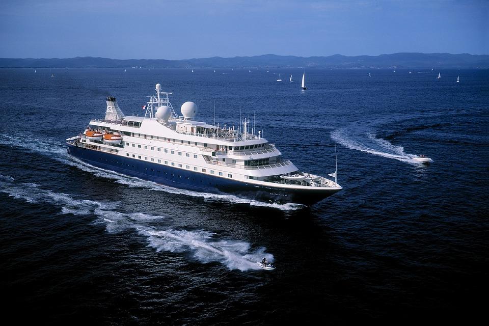 Cruise Ship, Caribbean, Travel, Vacation, Holiday