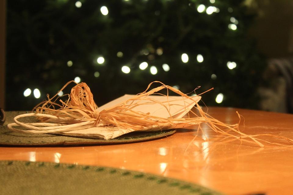 Christmas, Holiday, Gift Wrap, Decoration, Xmas