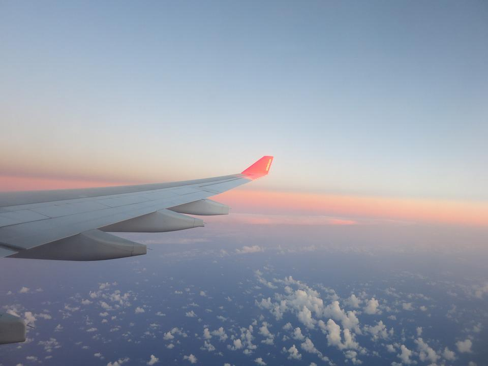 Fly, Holiday, Above The Clouds, Air Berlin