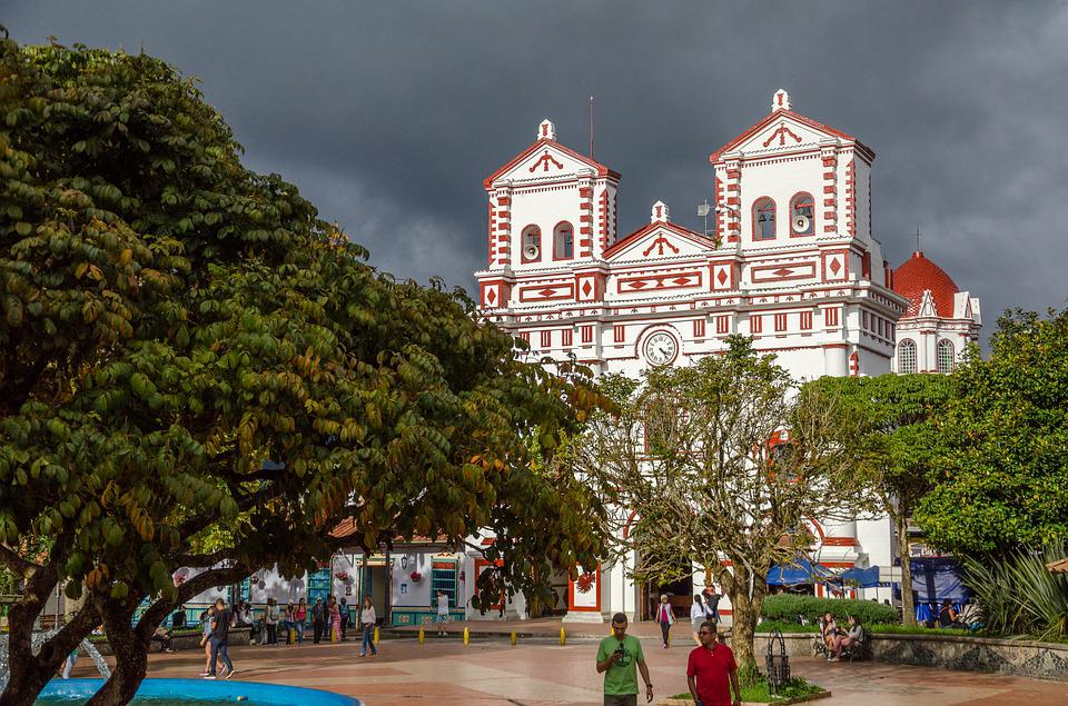 Colombia, Guatape, Tourism, Places Of Interest, Holiday