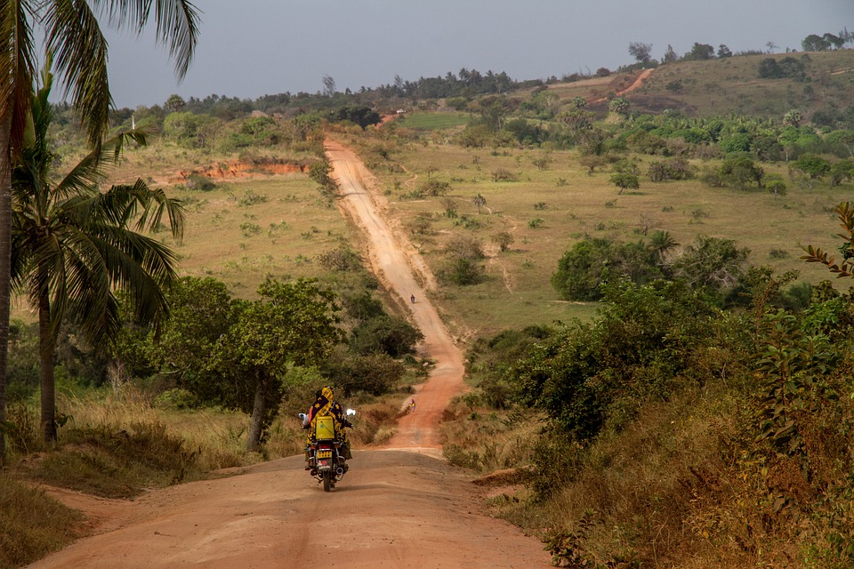 Nature Road, Africa, Kenya, East Africa, Holiday