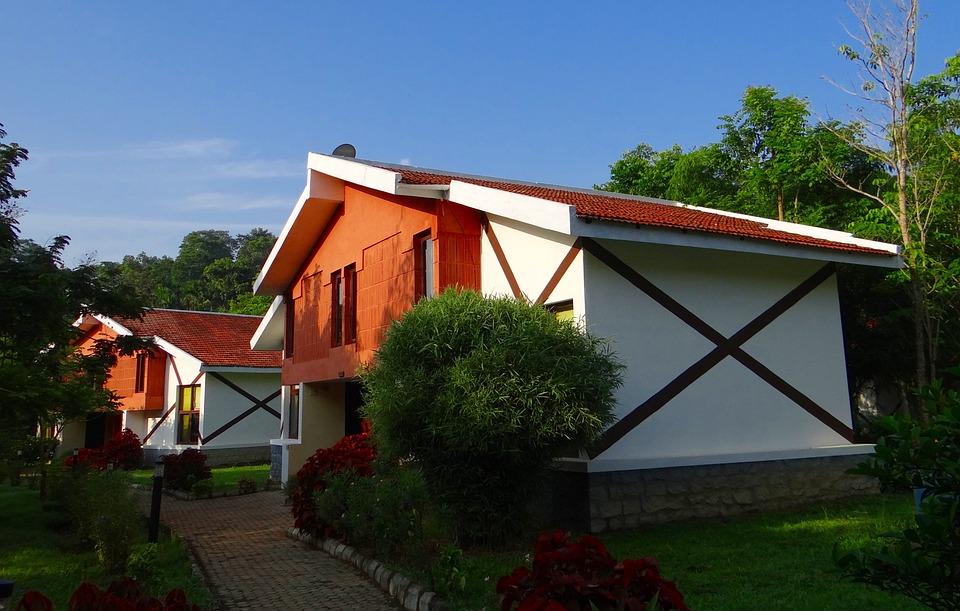 Cottage, Forest, Holiday, Ammathi, Kodagu, India
