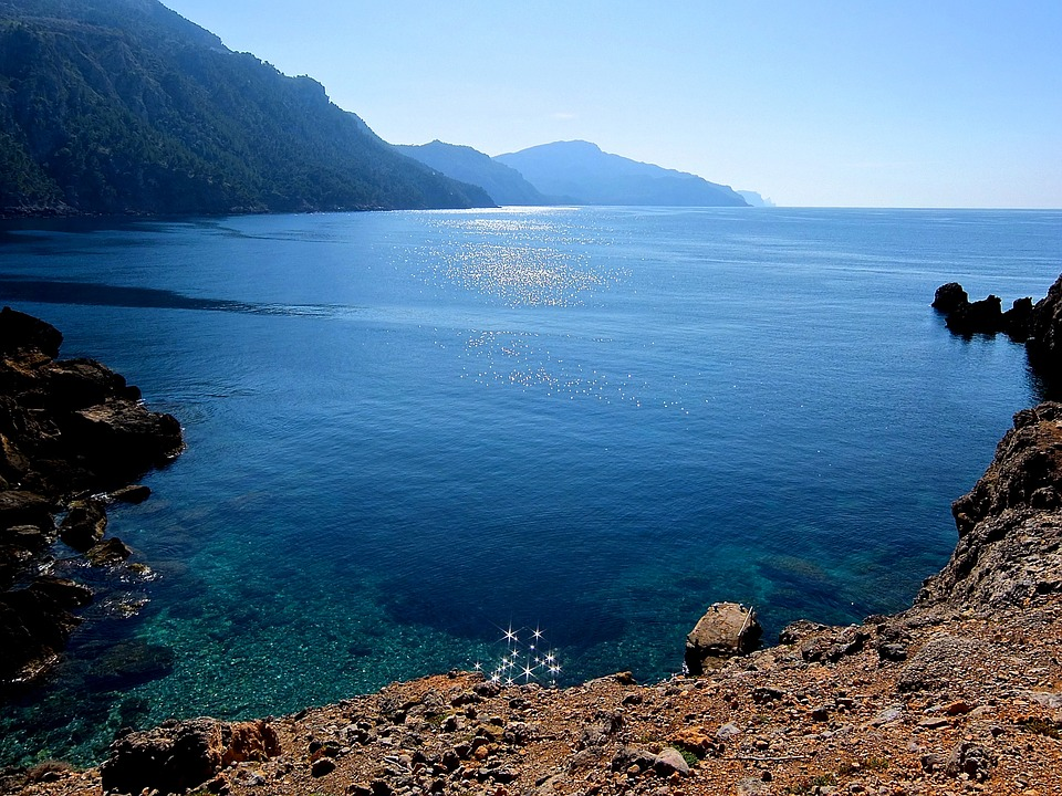 Mediterranean, Water, Mallorca, Holiday, Romantic