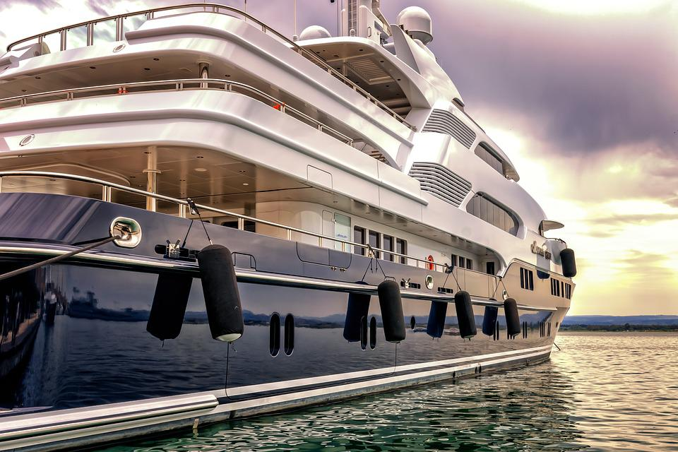 Boat, Yacht, Port, Luxury, Holiday, Maritime, Ship
