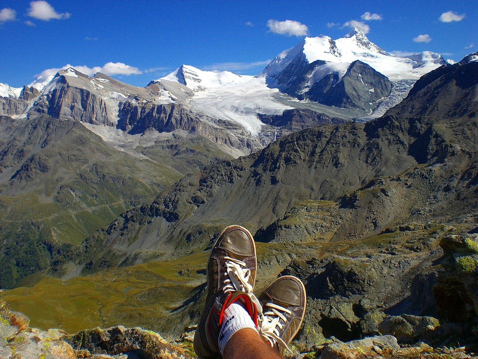 Mountain, Holiday, Relax, Outlook, Mountains, Recovery