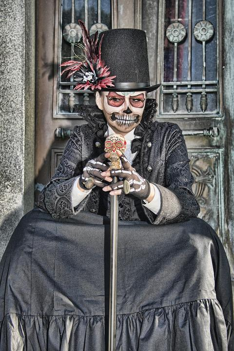 Male, Man, Masquerade, Masks, Makeup, Holiday, Pageant