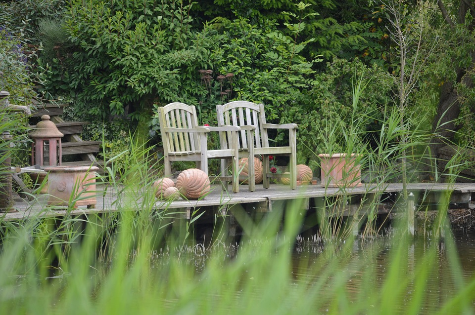 Relaxation, Chairs, Wood, Holiday, Rest, Sit, Summer