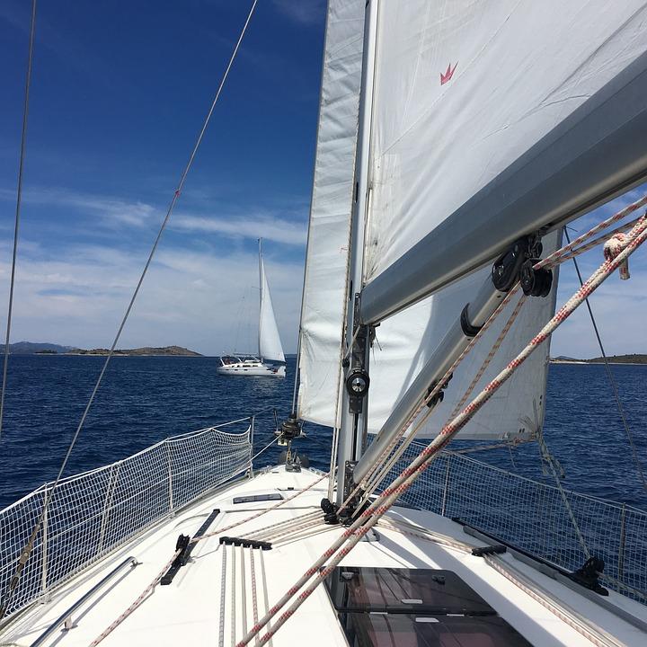 Sail, Summer, Sea, Holiday, Boot, Sailing Boat, Water