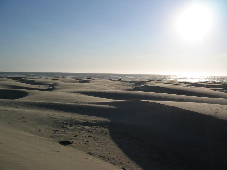 Holiday, Wide, Light, Sun, Sand, Mood