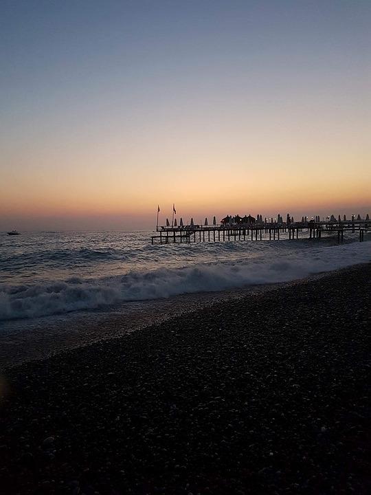 Beach, Sea, Holiday
