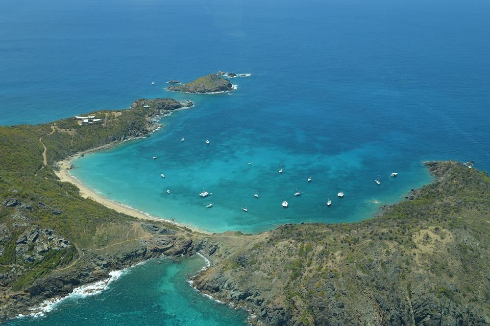 Caribbean, St Barts, Beach, Vacation, Holiday, Travel