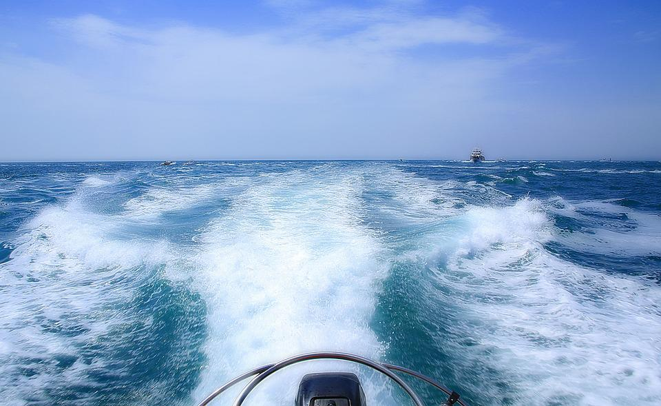 Sea, Holiday, Boat, Browse, Transparent Water
