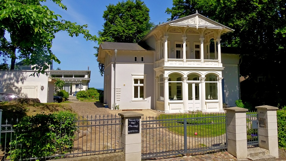 Usedom, Herinsdorf, Seaside Resort, Holiday