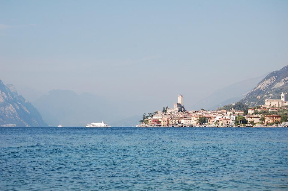 Italy, Holiday, Lake, Water, Garda, Mountains
