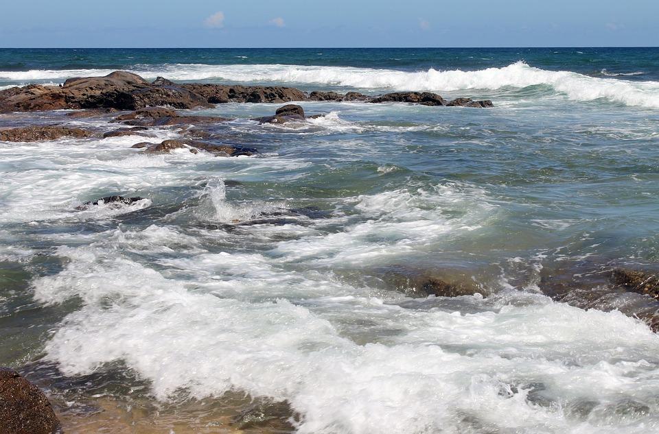 Itapuã Beach, Itapuã, Bahia, Salvador, Beach, Holidays