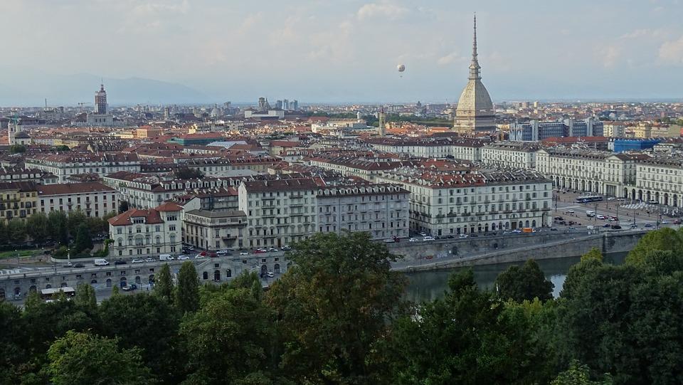 Italy, Turin, Holidays, Tourism, Piedmont, Europe