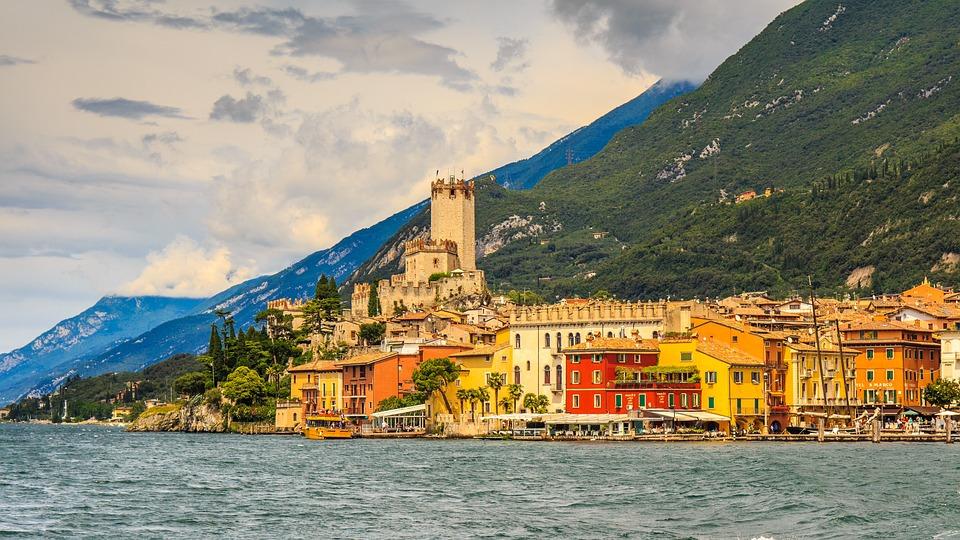 Malcesine, Garda, Holiday, Italy, Lake, Holidays