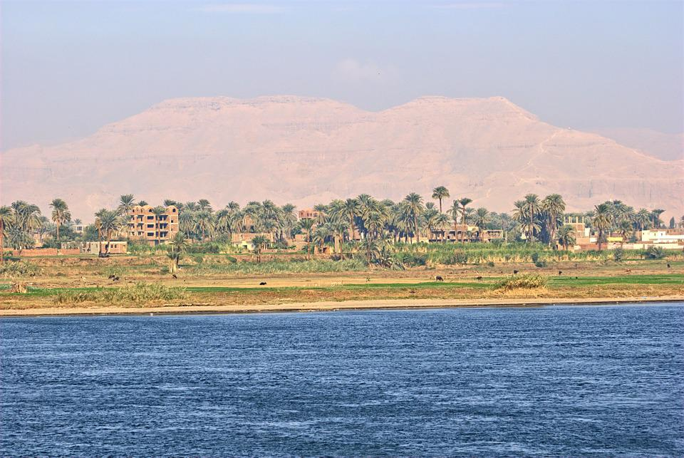 Egypt, Summer, Nature, Water, Green, Ancient, Holidays