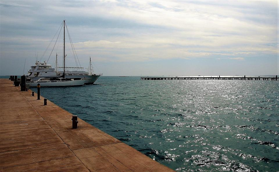 Sea, Holidays, Ship, Port, Summer, The Red Sea