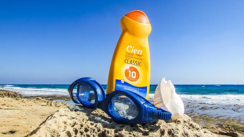 Summer, Vacations, Holidays, Sun Lotion, Suncream