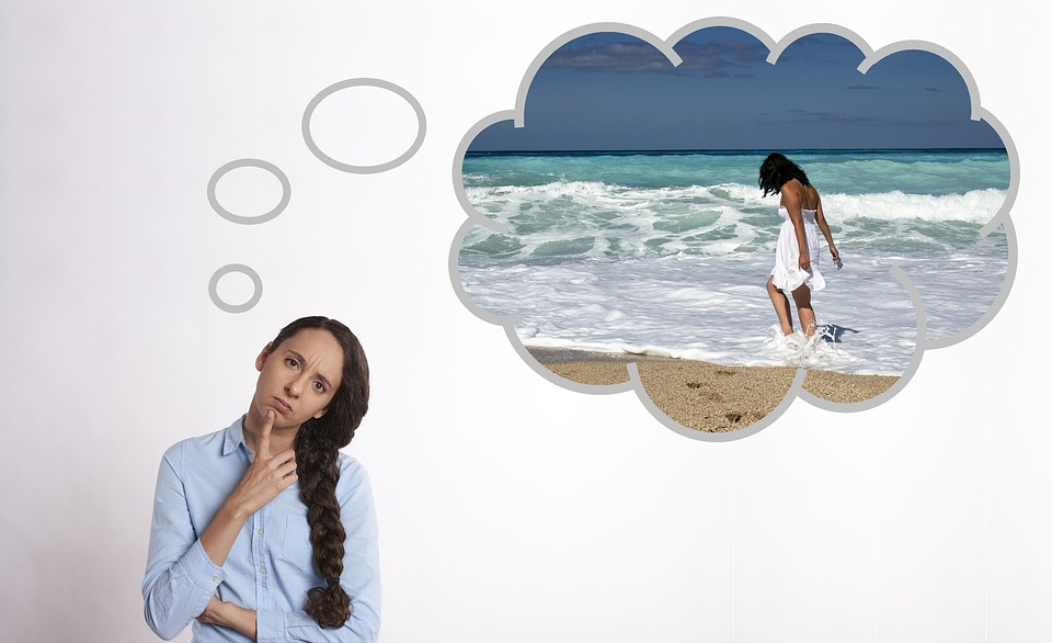 Holidays, Thinking, Post, Vacation, Stress, Depression