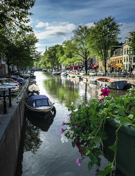 Amsterdam, Travel, Holland