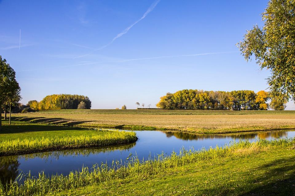 Holland, Landscape, Netherlands, Polder, Countryside
