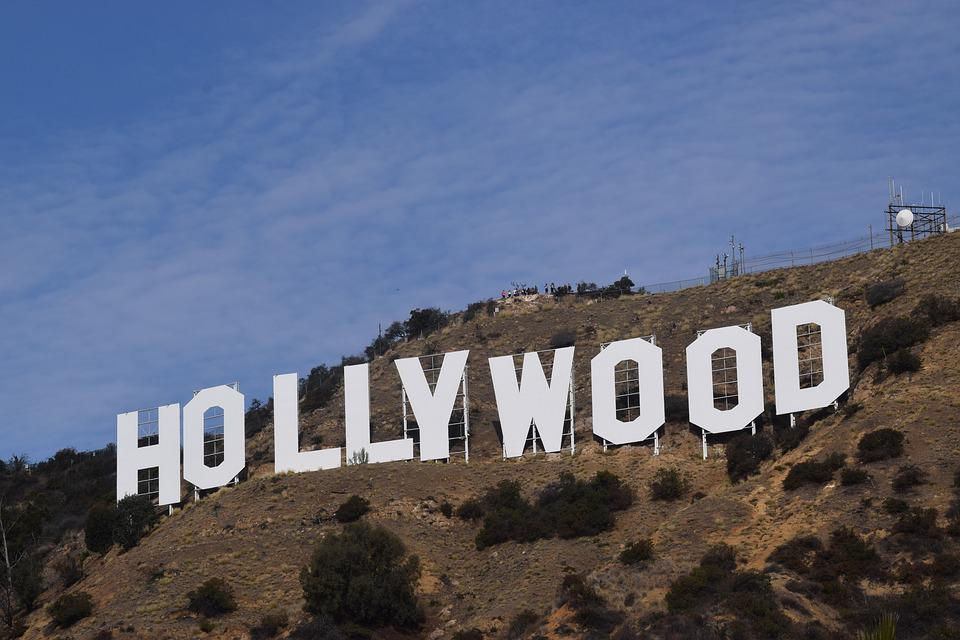 Hollywood, Hollywood Sign, Los Angeles, California