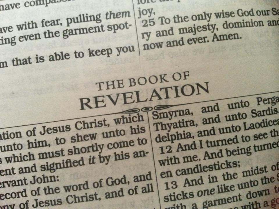 Revelation, Bible, Religion, God, Holy, Christianity