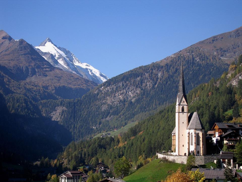 Holy Blood, Grossglockner, Carinthia, Alpine