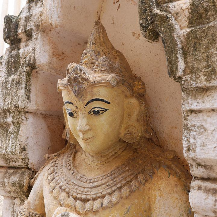 Buddha, Temple, Buddhism, Spiritual, Asia, Holy