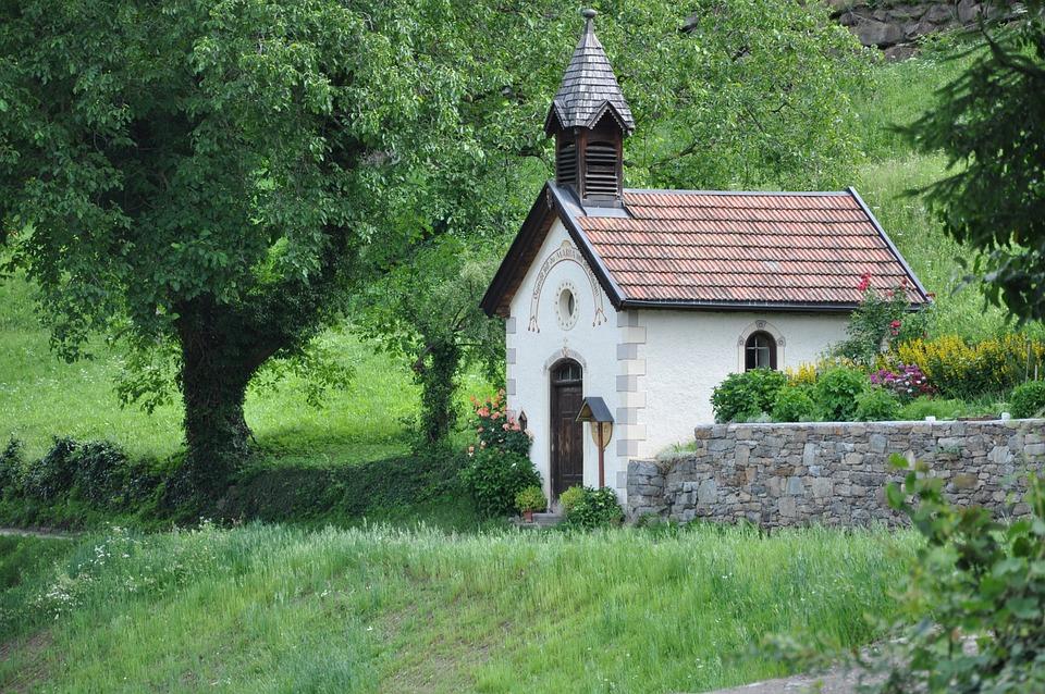 Chapel, Church, Building, Christianity, Catholic, Holy