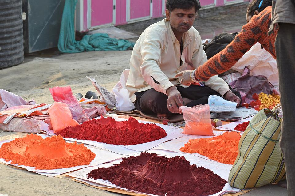 Holi, Festival, Colors, Celebration, Happy, Holy
