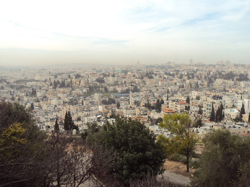 Israel, Holy Land, View, City, City View, Jerusalem