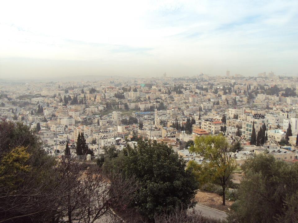 Israel, Holy Land, View, City, City View, Jerusalem
